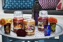 Grand Bazaar: Yankee Candle / Inspired and exotic - discover three intoxicating new fragrances from Yankee Candle's Grand Bazaar Collection