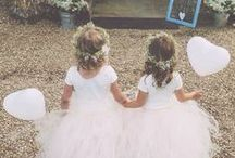 Los Peques / Pajes, damitas... los niños en las bodas