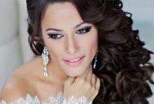 Polina Subbotina - chicago collection 2015 / makeup&hair Anna Komarova