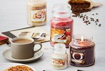Cafe Culture: Yankee Candle / Discover our new #YankeeCandle fragrances, giftsets and accessories for Spring Summer 2015 - inspired by European city breaks and the decadence of Cafe Culture!