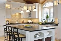 Kitchen Love / Kitchen Design | Kitchen Layout | Kitchen Decorating