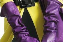 guantes / Guantes...elegante chic fabuloso