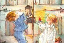 Lisi Martin Navidad / He recopilado imágenes de Lisa Martín de Navidad son conmovedoras...l@s niñ@s esperando navidad o abriendo sus regalos