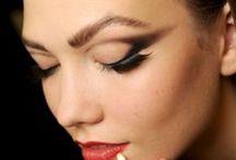 Elongated / Fashion long-eye.