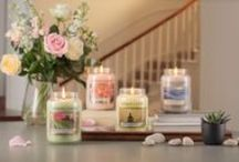 My Serenity: Yankee Candle / Our collection of four #YankeeCandle fragrances that embodies the gentle awakening of Springtime with a sense of calm, mindfulness and optimisim
