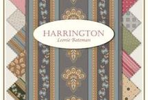 Fabric Design with Penny Rose Fabrics / Harrington | Evandale | Callington Mill |