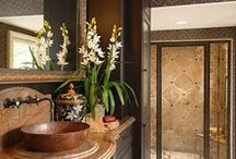 Cool bathrooms! / by Namrata Kapoor