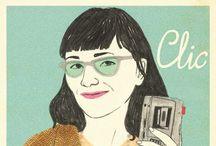 Ilustración / by Pilar Cristóbal Santiño