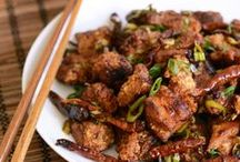 Stir-fries and grills and diet foodz! / by Namrata Kapoor