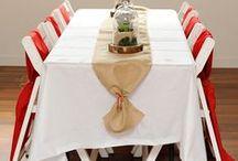 Celebr~Mesa / cómo colocar la mesa en tus fiestas y celebraciones