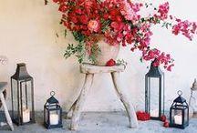 Celebr~Flores / Ideas de decoración floral