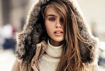 Ladies fashion- Wintery Warmth
