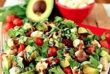 veggie recipes / by MJ Olson