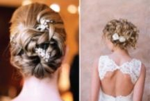 Wedding hairstyles / I've been a mother of the bride so much, I decided to start a website about it! Visit me at www.1motherofthebride.com and to see for yourself...