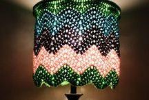 lamps DIY / by Natalya Yasenko