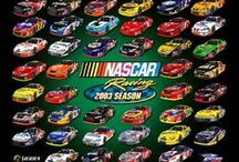NASCAR!! / by Holly H.