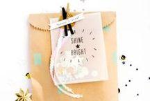Inspire Lovely - Christmas xo / Christmas packaging + festivities