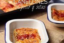 Cocina / Recetas recetas