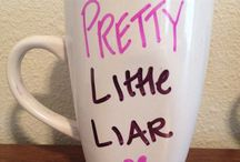 Pretty Little Liars Merchandise / Ideal gifts for the ultimate PLL fan.
