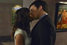 Ezria / A board dedicated to the relationship between Ezra Fitz (Ian Harding) & Aria Montgommery (Lucy Hale).