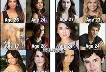 Pretty Little Facts / Random mind boggling facts about ABC Family's finest, Pretty Little Liars.