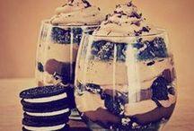 yummy desserts :* / i always wait for that !