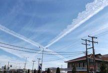Ιανουάριος 2014 / Χημικοί αεροψεκασμοί - Chemtrails - Ιανουάριος 2014