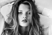 Supermodels : Kate Moss