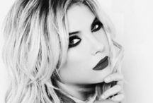 Ashley Benson / A board dedicated to Ashley Benson whom portrays Hanna Marin on #PLL.