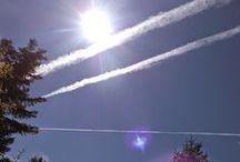 Σεπτέμβριος 2014 / Χημικοί αεροψεκασμοί - Chemtrails - Σεπτέμβριος 2014