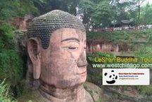 LeShan Giant Buddha Tour / LeShan Giant Buddha tour|travel guide|itinerary|agency|service chengdu westchinago travel service http://www.westchinago.com info@westchinago.com
