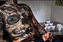 Black & Grey/ Realism / The best black and grey/ tattoos!