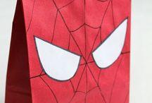 Fiesta Superheroes / Fiesta de superheroes para niños inquietos y juguetones