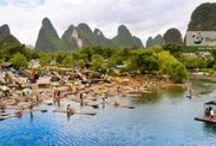 guilin tour package,yangshuo travel guide / guilin tour package, yangshuo travel guide,itinerary www.westchinago.com chengdu westchinago travel service