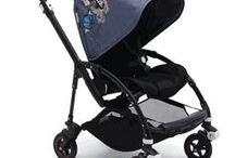 KINDERWAGEN / Kinderwagen für die unterschiedlichsten Anforderungen, Modelle und Marken