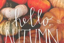 Autumn / Ideas,  inspiration for this beautiful season