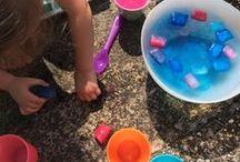MONTESSORI | WALDORF Inspiration. / Montessoriinspirierte Spiele, Bastelideen und einfache Übungen für den Alltag. Kinder lernen nach Maria Montessori. Jahreszeiten nach Waldorf.