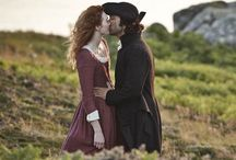 BBC Poldark / The chronicles of the cutest couple in all of Cornwall. Plus, Aidan Turner is super attractive.
