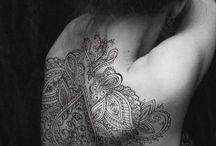 Tattoos / by Saadia Degia