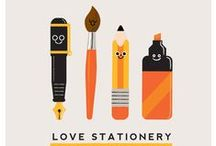 Pens, Journals, & Stationery