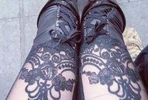 Socks, Leggings, & Hosiery