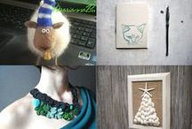 Etsy Treasury / Promote curated art, crafts and handmade products from Etsy.