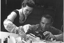 Design Excellence | Charles & Ray Eames / Here we have the wonderful designs of Charles & Ray Eames