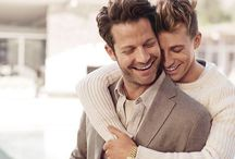 Design Excellence | Nate Berkus & Jeremiah Brent / Nate & Jeremiah. A Very cool couple & including baby Poppy, A Very cool family!