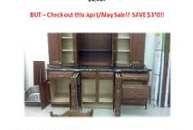 Community Toolbox Outlet Store / Check out the kinds of things we sell in the store!!  Funds go back into the fix-it program