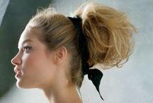| hairdo |