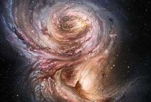 Spacey space / One day I shall be an astrophysicist... One day..