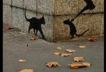 Streetart / by Dineke