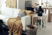 Living room / Lacivert aşktır
