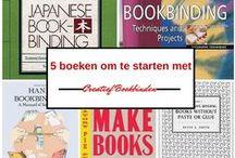 Boeken over boekbinden / Reviews en aanbevelingen voor boeken over boekbinden